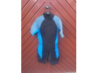 Wetsuit Short Sleeve Medium Brand: Sample 2 inch