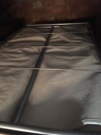 Canvas Wardrobe from Futon Company only used about 2 weeks cost about £70