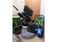 Jane 3 in 1 Travel System