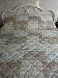 Double bedspread.