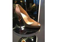 Christian Louboutin high heels size 38 NEW
