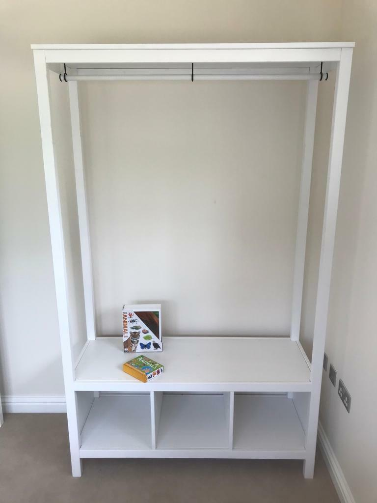 Ikea Hemnes Open Wardrobe In Guildford Surrey Gumtree