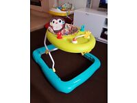 Baby walker for baby age 6 months old
