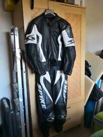 Spyke 2 piece leathers
