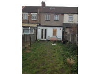 4 bed room house to rent in East Ham, London