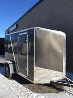 2015 Stealth Trailers 6X10 TITAN SE WITH RAMP