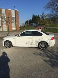 BMW 1 Series Coupe (2007 - 2012) E82 2.0 123d M Sport 2dr