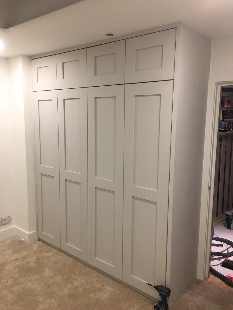 Carpenter Joiner Fitted Wardrobes Doors Kitchens In Leytonstone