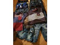 Baby boys bundle clothing