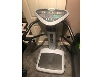 Vibrating plate - gadget fit