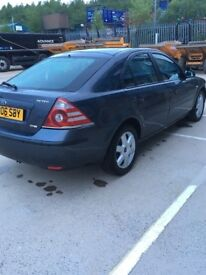 Ford monde 2.0 tdci zetec Spear or repair