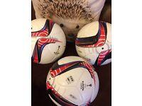 UEFA EUROPA LEAGUE OFFICAL MATCH BALLS FIFA QUALITY PRO