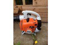 Stihl leaf blower Bg 56 2016