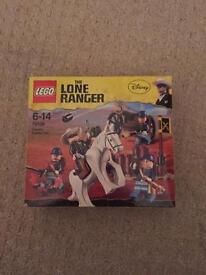 Lego Lone Ranger set 79106