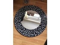 Mirror about 70cm x 70cm great condition