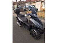 Piaggio MP3 Yourban LT Sport Very Low mileage 1 Lady Owner from new