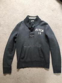 Abercrombie and fitch top sz large