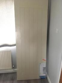 New Geom cottage panel door 1981mm x 762mm