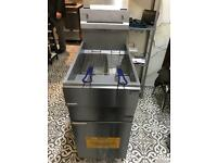 commercial fryer gas fryer LPG or natural gas
