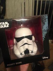Disney Star Wars money boxes
