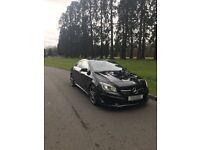 Mercedes-Benz CLA200 CDI AMG Sport 7G-DCT BLACK