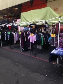 Men's women's and kids quality second hand clothes