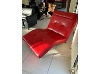 2 seater chaise lounge