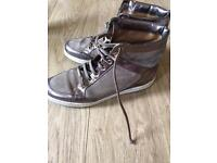 Jimmy choo trainers authentic
