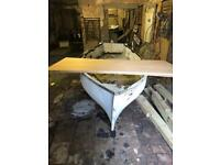 18ft open boat project