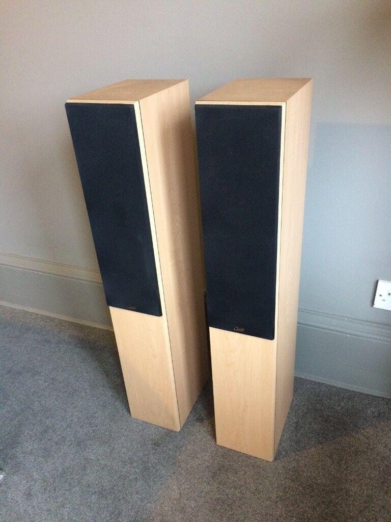 Gale 4040 Floorstanding Speakers   Floorviews co