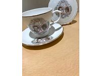 Royal Tea Set (Charles + Dina weding 1981) Will take closest offer