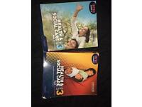 Level 3 health and social care book 1 and 2