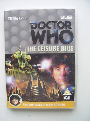 Doctor Who - The Leisure Hive (DVD, 2004) - Tom Baker