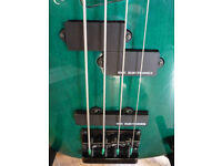 Bass - Tanglewood Rebel 4K, excellent condition.