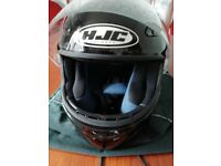 New HJC motorcycle helmet CS14