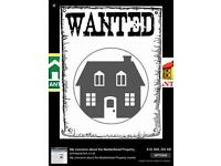 Wanted 2 bedroom property