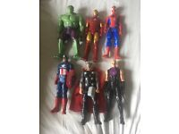 Large Avengers Figures