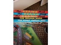 Beano, dandy, breezer books