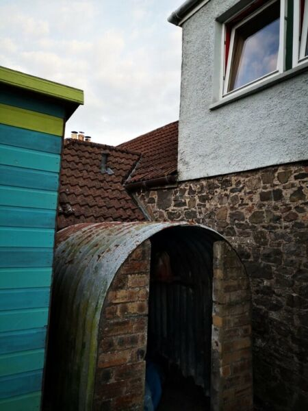 WW2 Anderson Shelter FREE for sale  Cupar, Fife