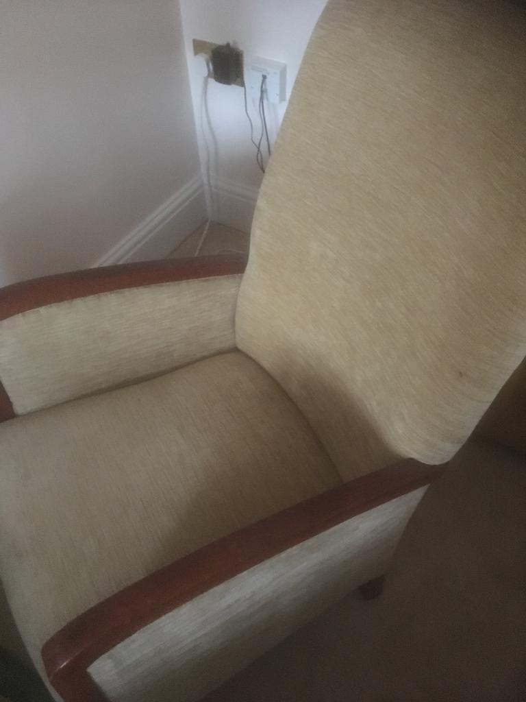 1930s armchair
