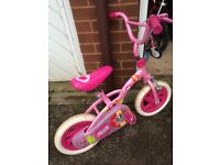 Barbie Bike in great condition