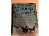 Usborne Christmas tunes music book