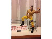 WWE Chris Benoit Elite Ruthless Agression wrestling figure RARE