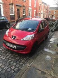 PEUGEOT 107 1.0 GREAT FIRST CAR!