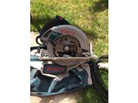 Bosch circular saw 110v