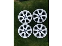 Ford Fiesta used alloy wheels for sale