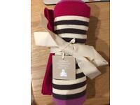 Gap Baby Blanket Brand New