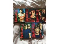 Smallville DVD Boxsets - Seasons 1-5