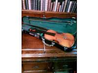 Violin&case