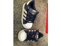 BRAND NEW INFANT ADIDAS TRAINERS